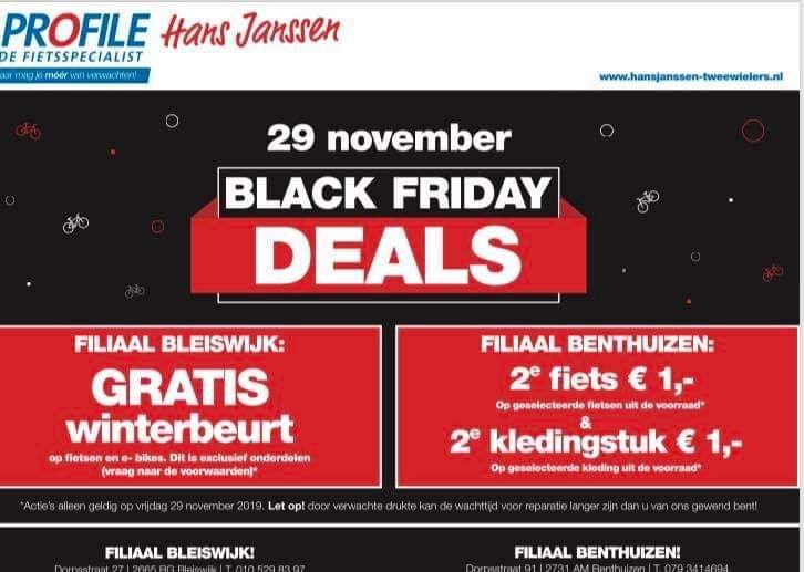 Lokaal BF Hans Janssen 2de Fiets 1 euro.