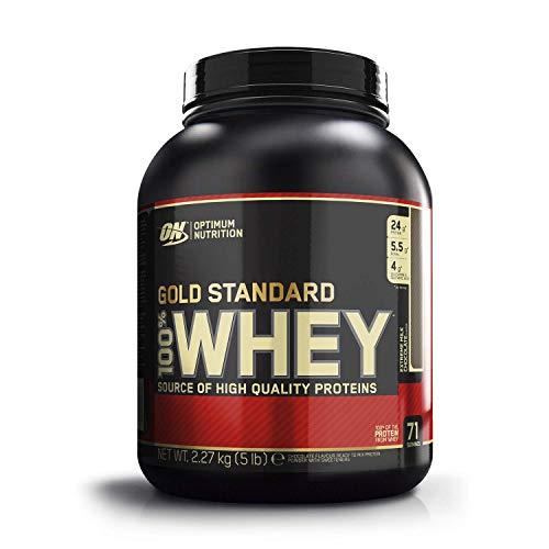 Optimum Nutrition Whey Gold Standard Protein 2,3 kg voor €35,99 @ Amazon.de