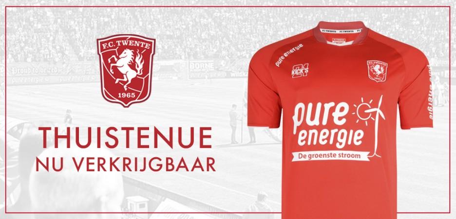 BlackFriday: FC Twente Fanshop - 20% korting op alle producten