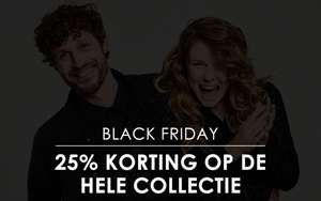 Cyber Monday: 25% korting op de hele collectie @ jeans centre