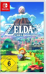 The Legend of Zelda: Link's Awakening Switch game voor €43,99 @ amazon.de