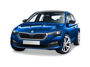 Private lease Skoda scala