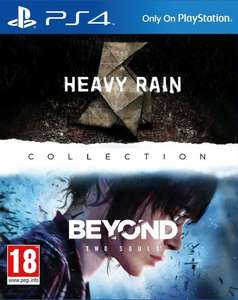 Heavy Rain / Beyond: Two Souls Collection - Remastered Edition (PS4)