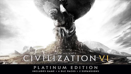 Civilization VI: Platinum (complete versie, laagste prijs tot nu toe! Steam key @Macgamestore)