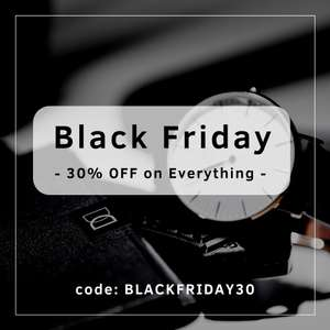 Black Friday Deal: 30% korting op DUN Wallets