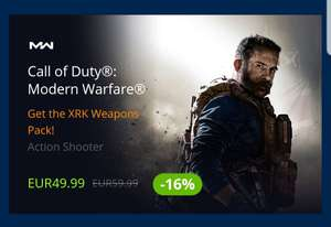 Call of Duty: Modern Warfare (Standard) voor €49.99
