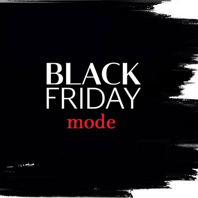BLACK FRIDAY - ALLE fashion deals