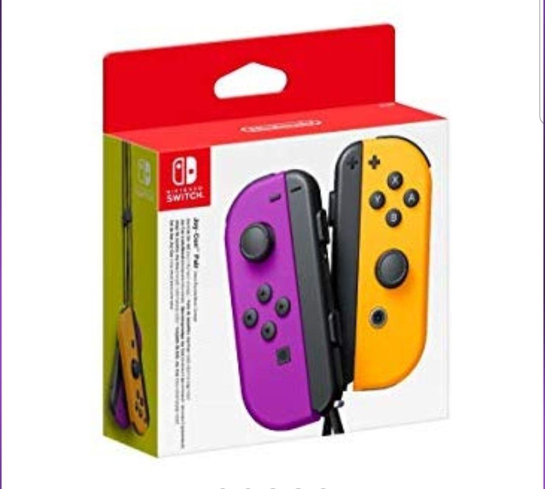 [Black Friday] Nintendo Joy-con set, diverse kleuren