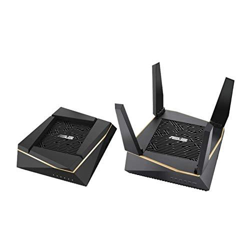 DUO pack - Asus Ai Mesh AX-WLAN System (RT-AX92U) (ook de Asus ROG GT-AX11000 in aanbieding)