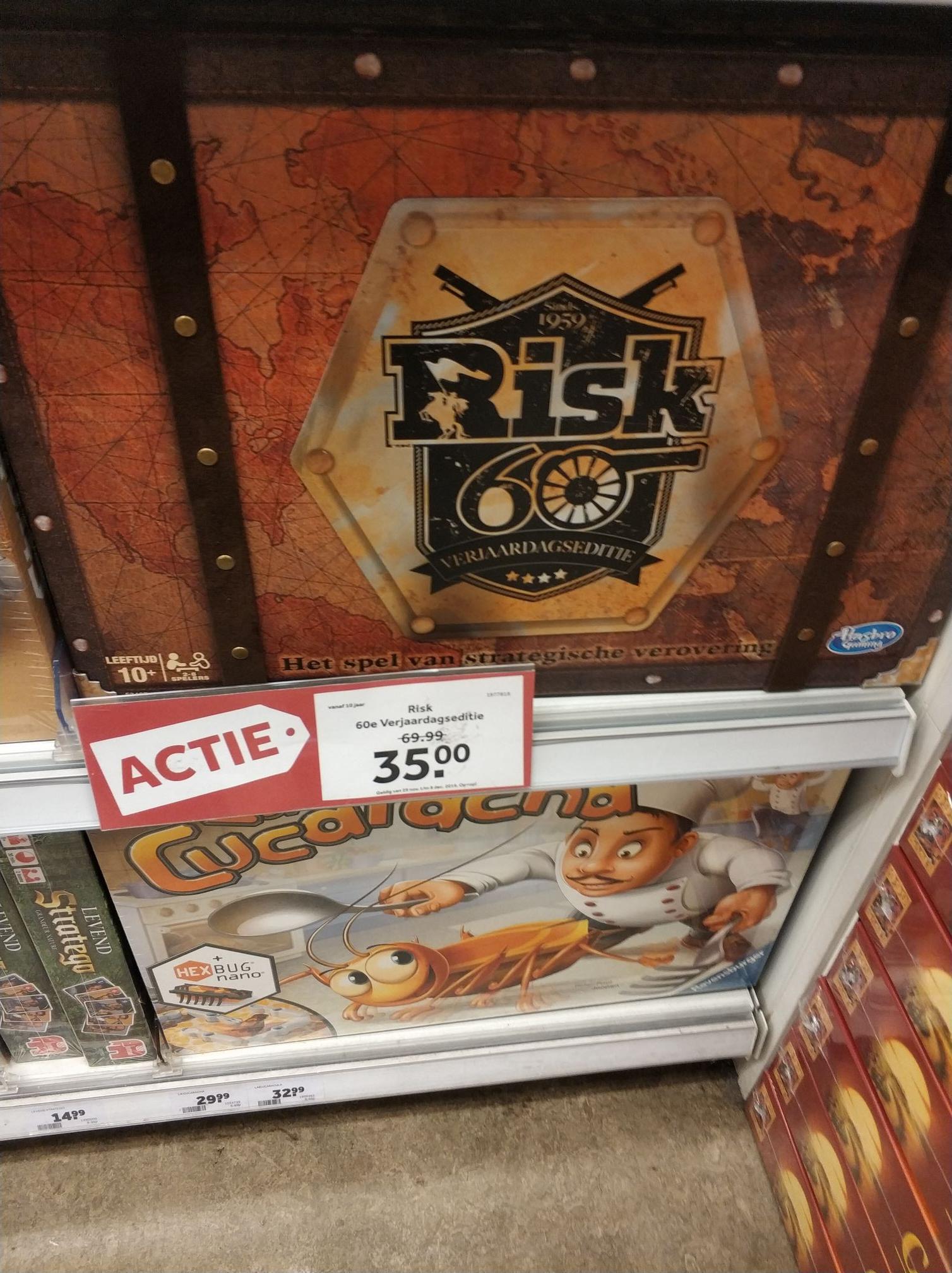 [winkel only] Risk 60-jaar jubileum editie @intertoys