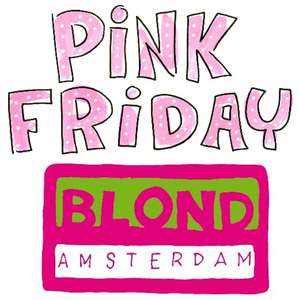 [Pink Friday] Blond Amsterdam korting tot 72% + nieuwe Pink Days collectie (Black friday)