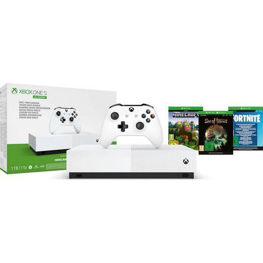 Xbox One S + 3 Games (Nederland!)