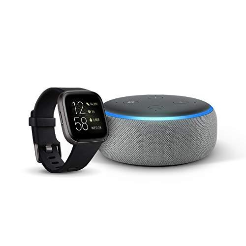 Fitbit Versa 2 & Echo Dot 3