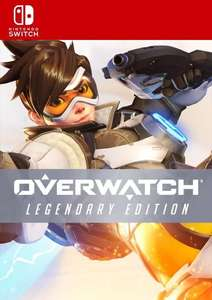 Overwatch Legendary edition for Switch