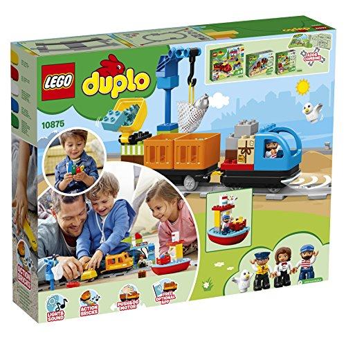 LEGO DUPLO bestuurbare Goederentrein set (10875) @ Amazon.de