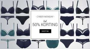 Cyber Monday: tot 50% korting @ Marlies Dekkers