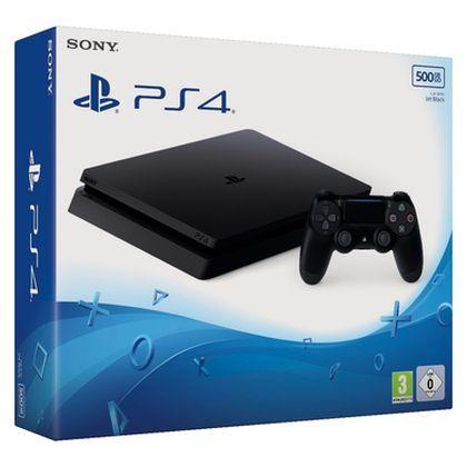 [Grensdeal] Sony PlayStation 4 Slim 500GB - Zwart