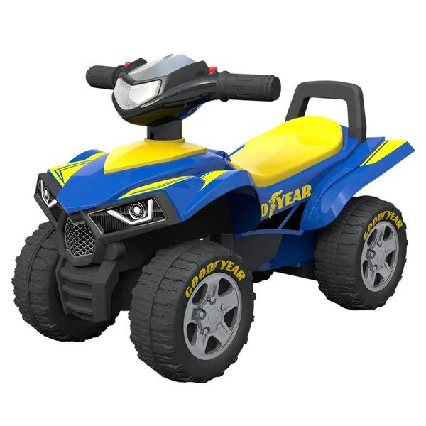 Goodyear loopauto speelgoed quad voor €29 @ kruidvat.nl (alleen online)