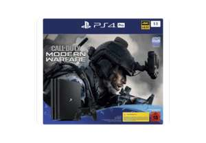 [Grensdeal] SONY PS4 PRO 1TB Jet Black - Call of Duty: Modern Warfare Bundle