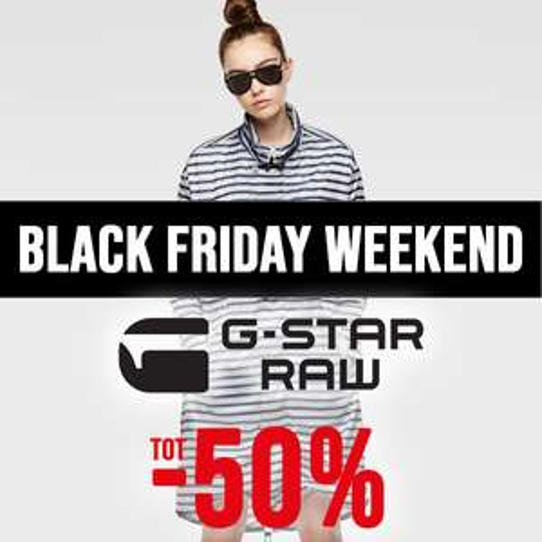 G-Star (nieuwe voorraad) -70% + tot 50% EXTRA korting @ Maison Lab