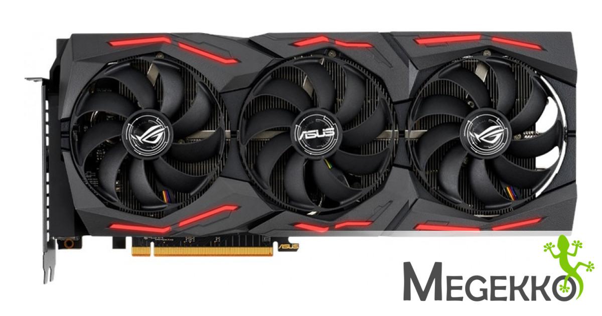 Asus ROG Strix Radeon RX5700 XT O8G Gaming - Megekko € 410 met € 45 cashback