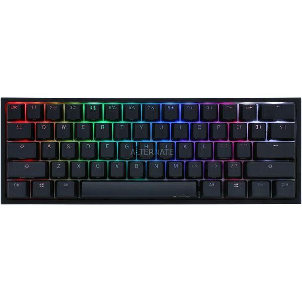 DuckyOne 2 Mini RGB INCL GRATIS DUCKY MUISMAT