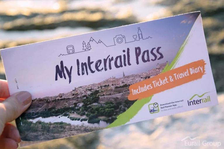 Interrail Global Pass 10% korting