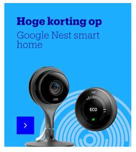 Google Smart Home tot 30% korting