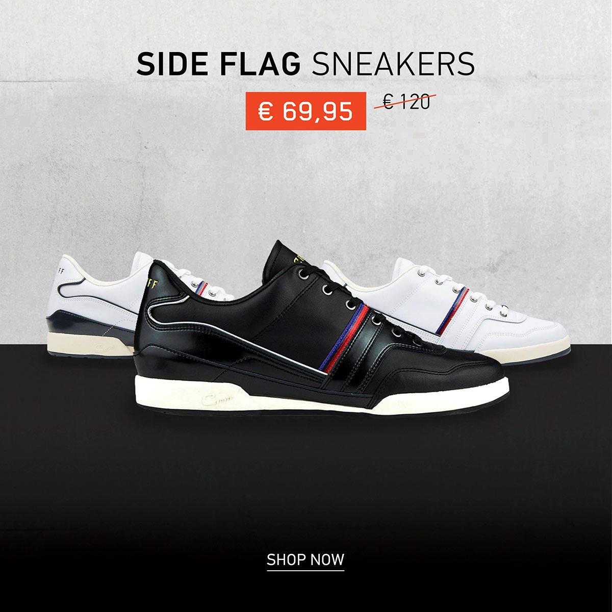 Cruyff Classics schoenen tot 60% korting! Schoenen vanaf 24,00 euro + gratis verzending vanaf 39,95 euro