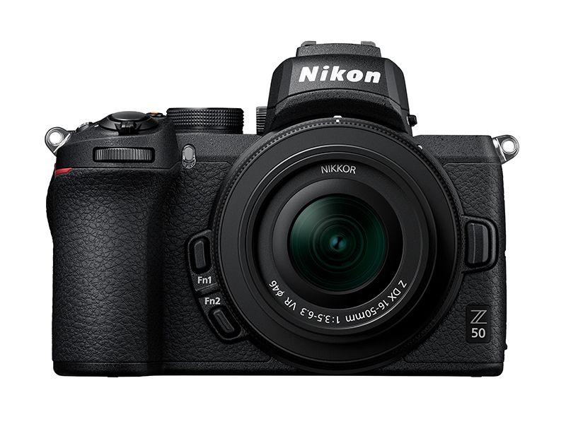 Nikon Z50 + Nikkor Z 16-50mm f/3.5-6.3 VR + gratis 32 Gb SD classe 10