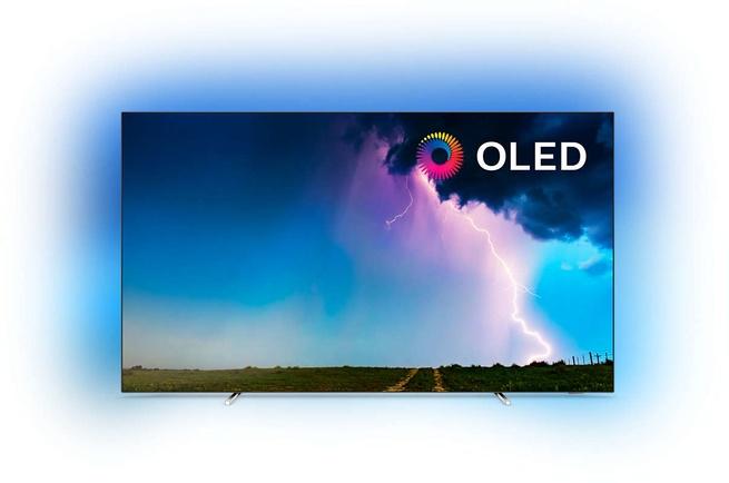"""Philips 55"""" 4K OLED TV (55OLED754/12) - ING rentepunten actie + Cashback"""