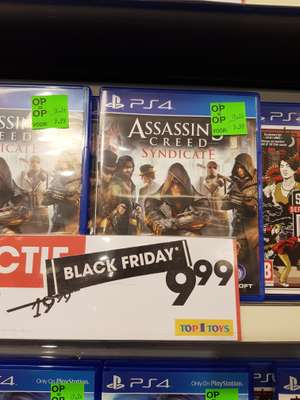 Assassin's Creed Syndicate PS4 @ Top 1 Toys winkel