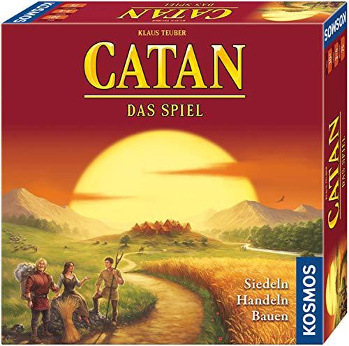 Kolonisten van Catan - duitse versie bij amazon.de met kortingscode