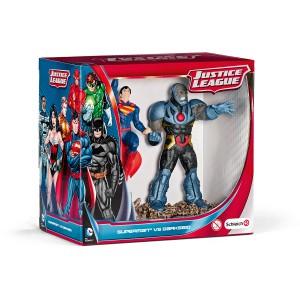 Schleich Superman pack (Superman vs. Darkseid) bij Speelgoed-Dieren.nl