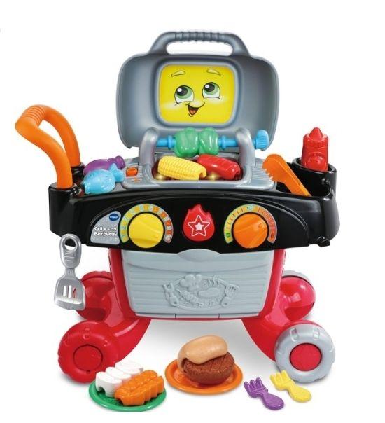 VTech Preschool Gril & Leer Barbecue dagdeal bij Bol.com