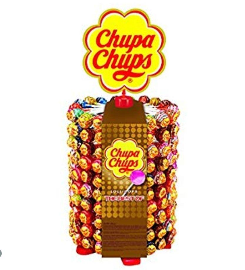 Carousel met 200 Chupa chup lollies [Dag deal]