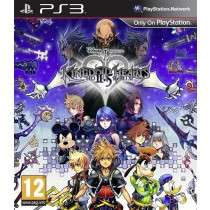 Kingdom Hearts HD 2.5 Remix (PS3) voor €16,19 @ TheGameCollection