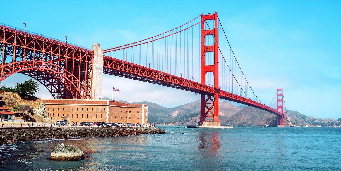 Vliegtickets Amsterdam-Los Angeles/San Francisco met British Airways in januari/februari/maart