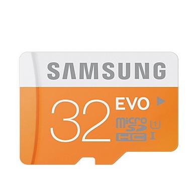 samsung 32gb evo micro SDHC Class 10 voor   €9,97 @ Miniinthebox