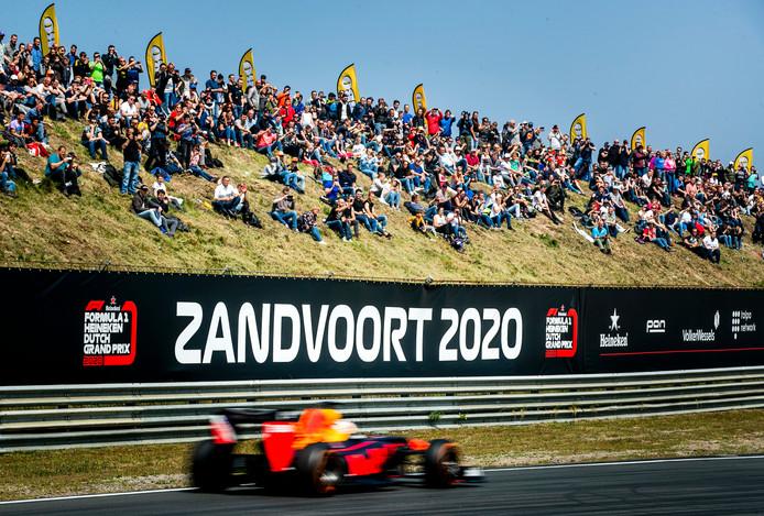 Zandvoort 2020: Formule 1 tickets via 538 te koop (gouden tickets)