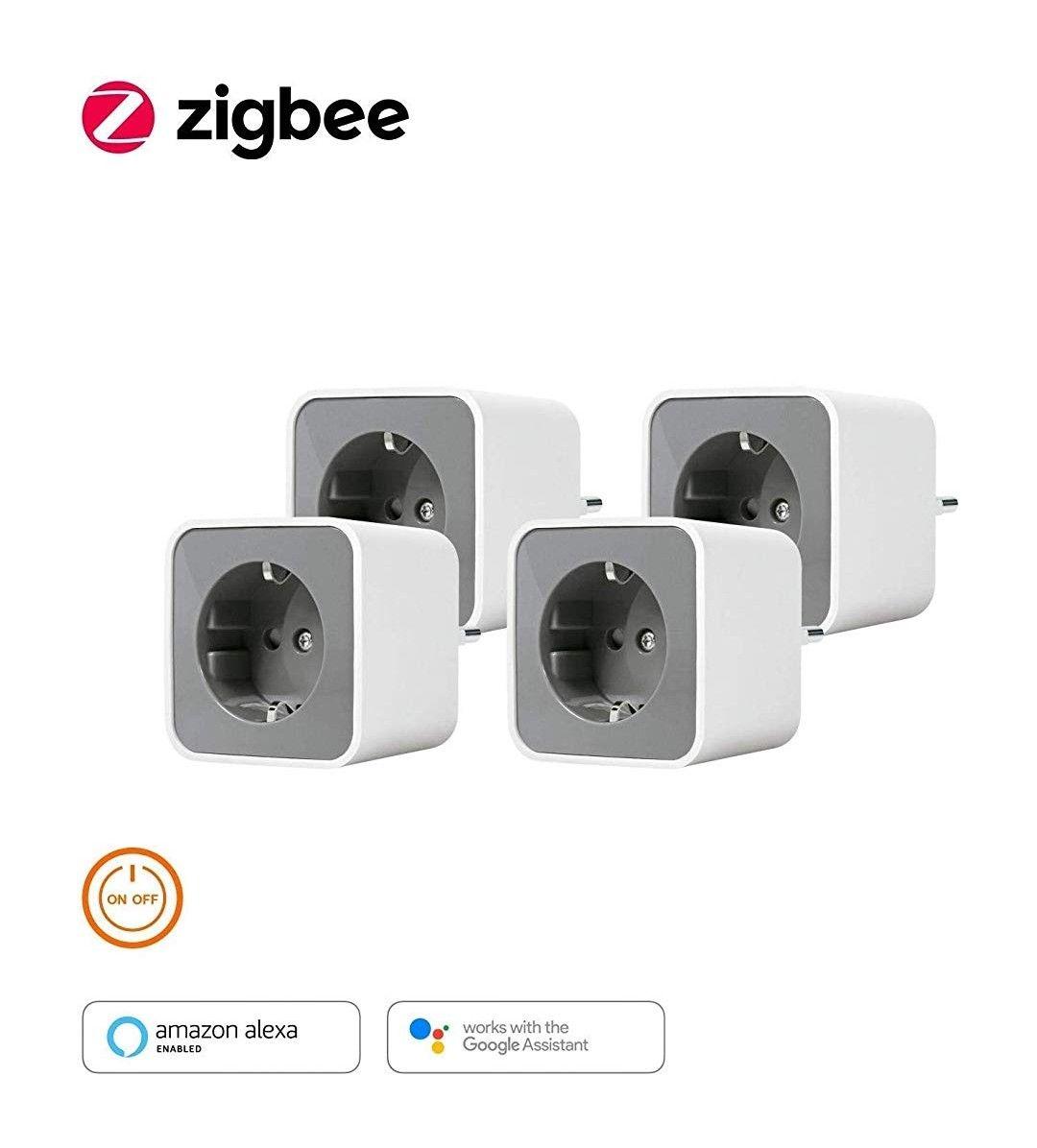 Ledvance Smart+ Plug ('Opvolger' Osram Smart+ Plug, Zigbee, Philips Hue compatible)