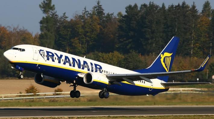 50.000 tickets voor 5 euro bij Ryanair