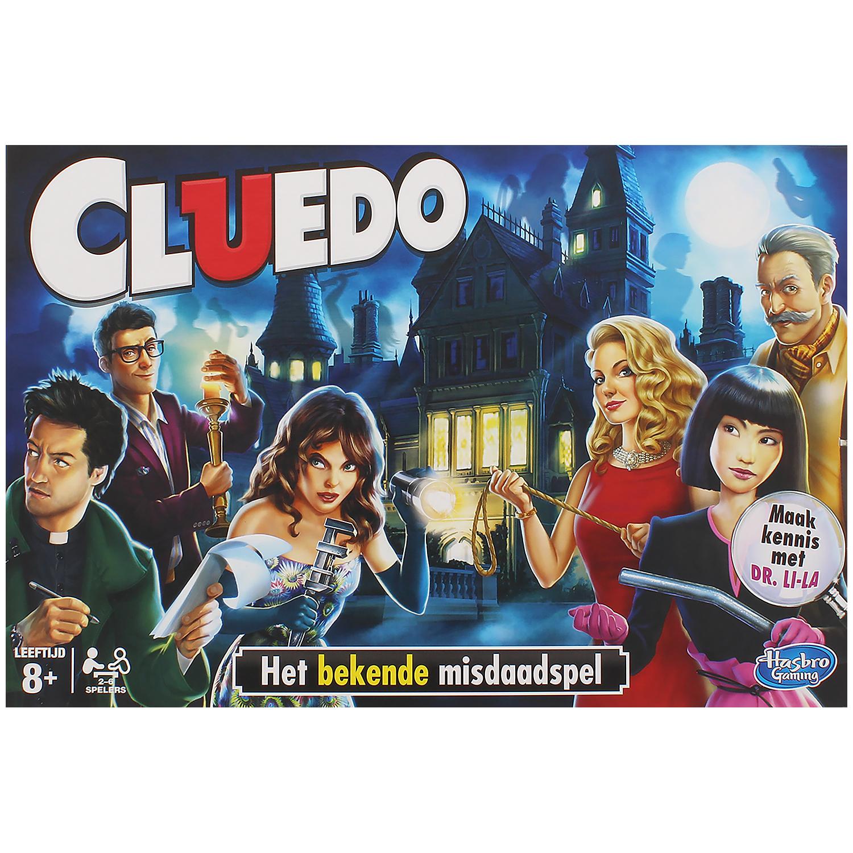 Hasbro Cluedo bordspel @Action