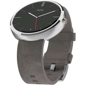 Motorola Moto 360 Smartwatch voor €151,99 @ Orange