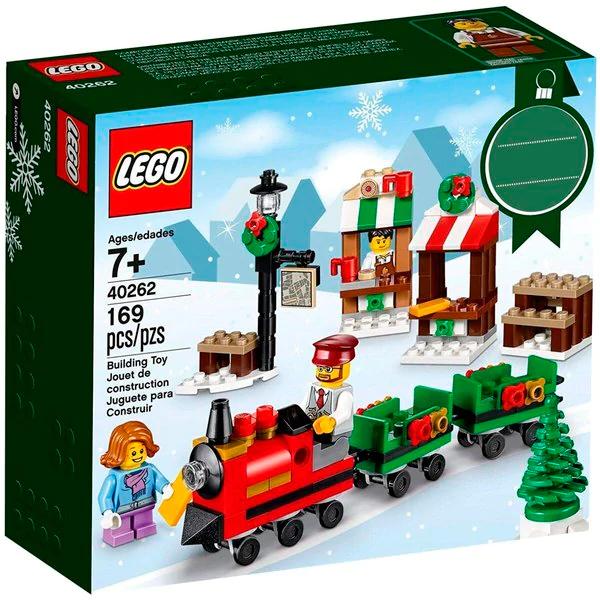 Lego 40262 Kerstmis Treinrit