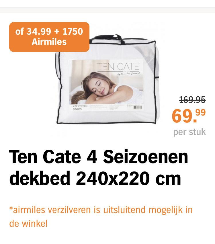 Ten Cate dekbed 240* 220 cm