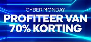 Cyber Monday: tot 70% korting @ Jack & Jones