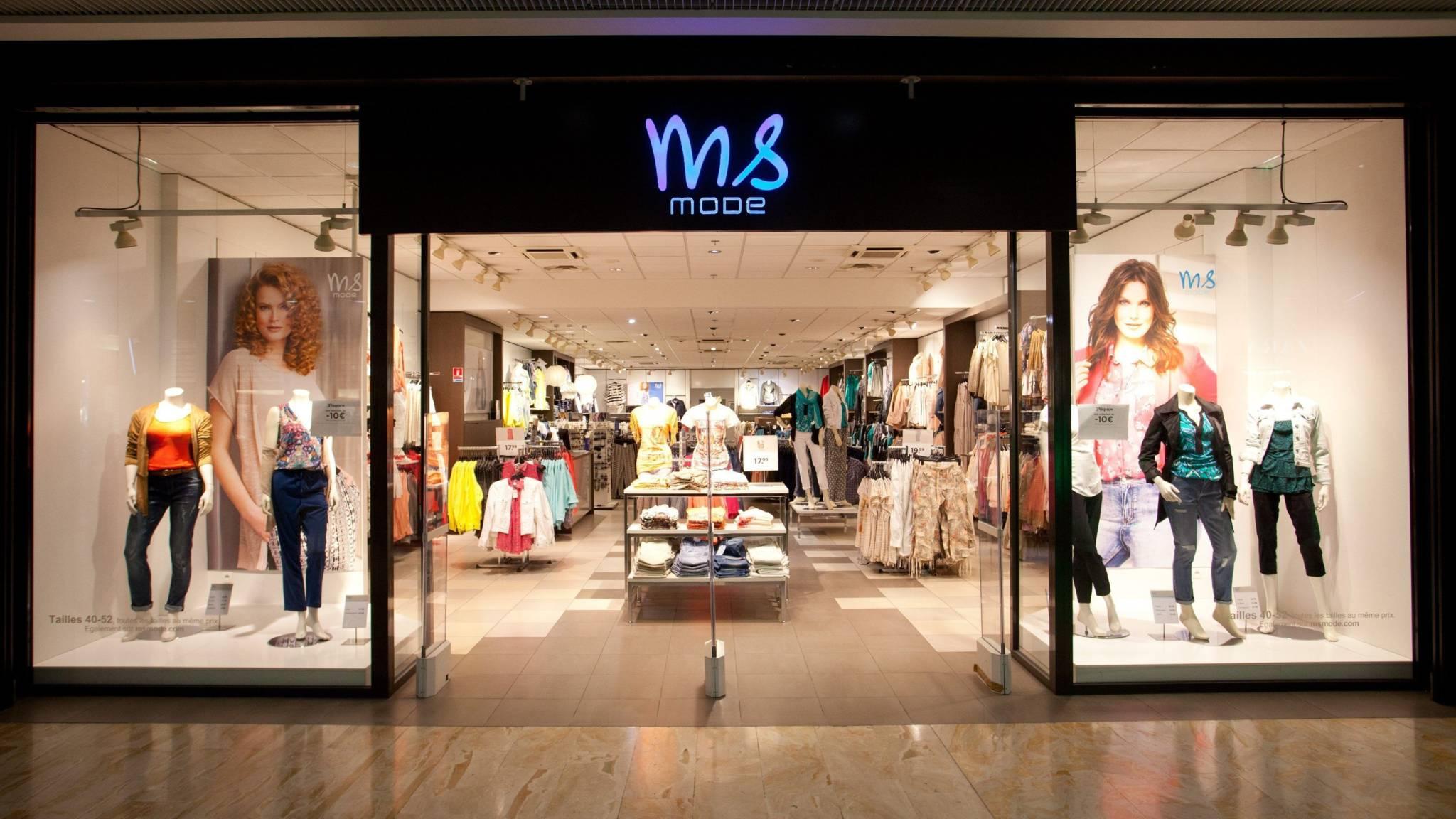 Waardebonnen MS Mode, in alle winkels (50% korting)