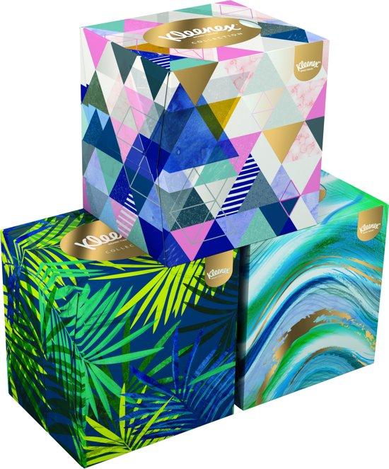 Kleenex Collection Tissues 12 x 48 sheets voor €6,15 @ Bol.com