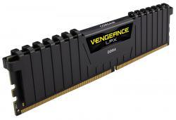 Corsair Vengeance LPX DIMM DDR4 3200 CL16 - 16GB (2x 8GB) Black